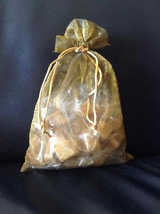 ORGANZA BAG - 3 FLAVOUR BAGS