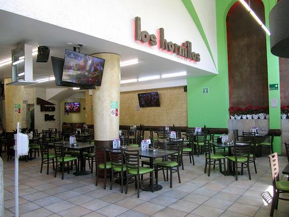 Restaurante Los hornillos