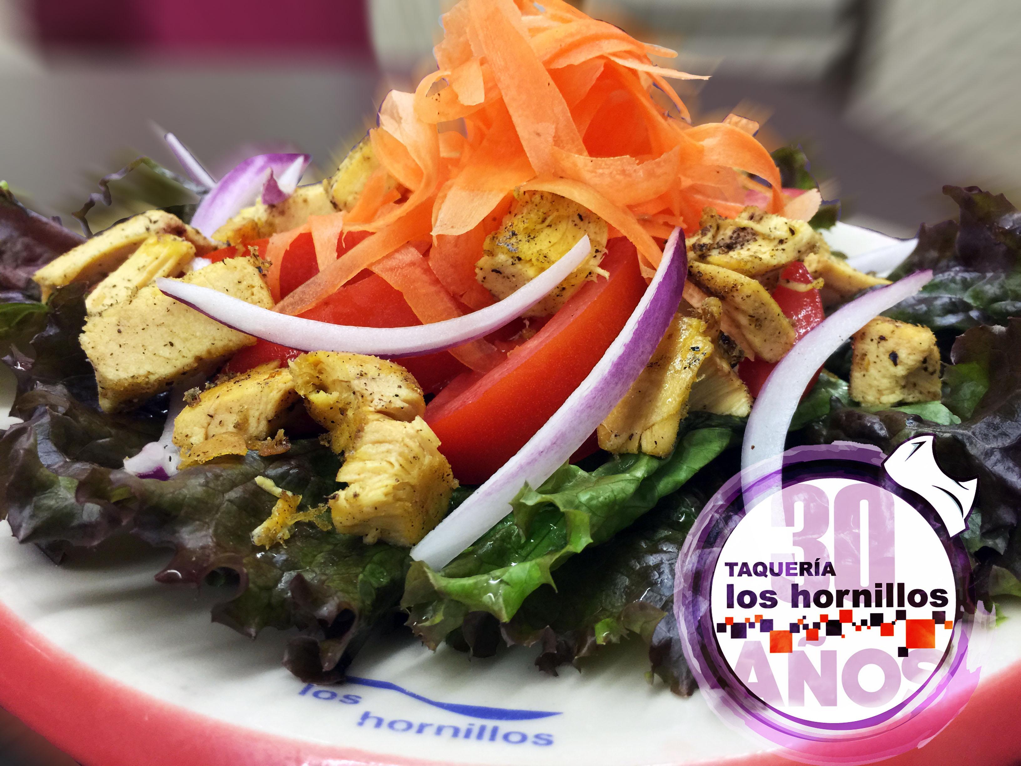 Mix Salad whit chicken