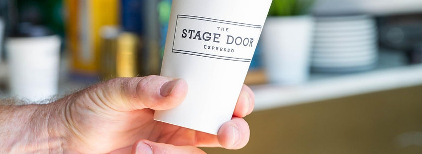 About Stage Door Espresso Bar