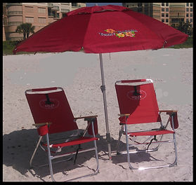 Beach Chair Beach Umbrella