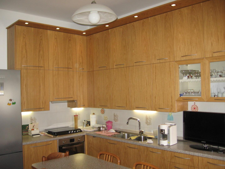 Cucina in Rovere