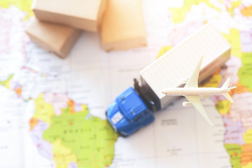 logistics transport import export shippi
