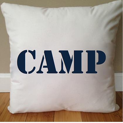 Upta Camp Pillow