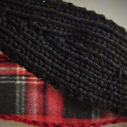 The Classic Headband in Playful Plaid