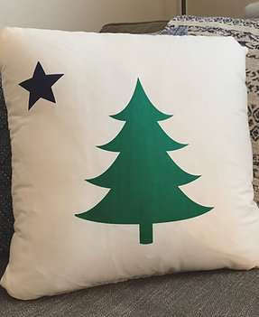 State Flag Pillow