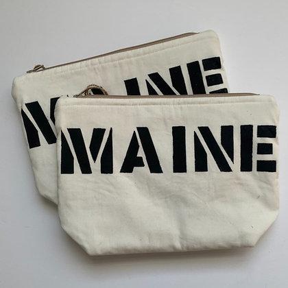 SALE Cosmetic Bag - Black