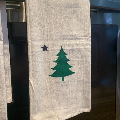 State Flag Tea Towel