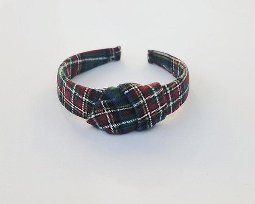 LIBRA Flannel Headband