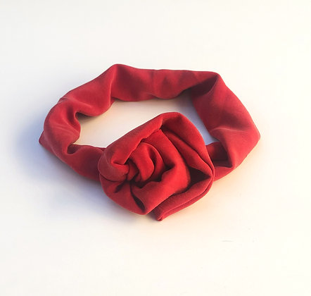 ARIES Washed Silk Turban