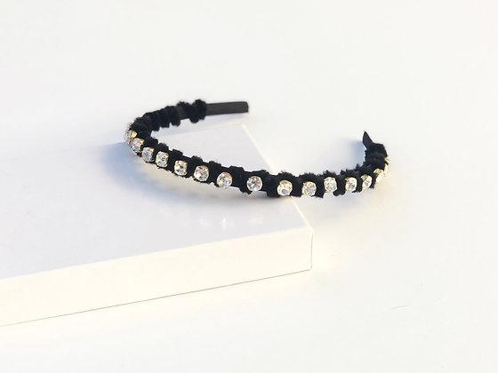AQUARIUS crystal headband