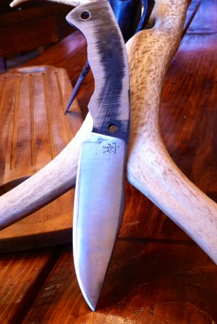 Utility Knife, handmade knives