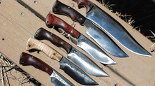 5 Reasons Why Custom Knives Are Ideal To Own