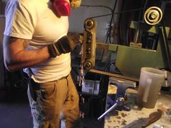 Dark Timber Custom Knives Colorado