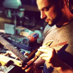 Peter Kohler Dark Timber Custom Knives.jpg