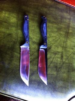 Dark Timber Custom Knives Tactical