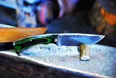 custom made utility knives, utility knives, utility blade, utility blades, Colorado made blades, Colorado blacksmith, Rocky Mountain blacksmith, Rocky Mountain knife, Made in USA, USA knives, USA blades, USA made knives, USA made blades
