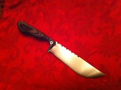 Dark Timber Custom Knives Skinner