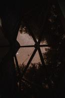 Vue du ciel de puis le dôme