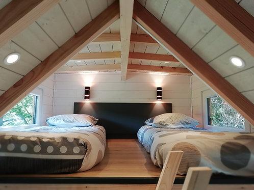 Nuit insolite & écologique en Tiny House en pleine forêt !
