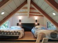 Chambre étage Tiny House