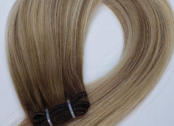 Hand Tied Weft Hair #B6/18/60