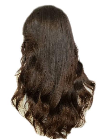 Machine Weft Hair #4