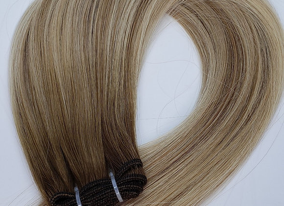 Machine Weft Hair #B6/18/60