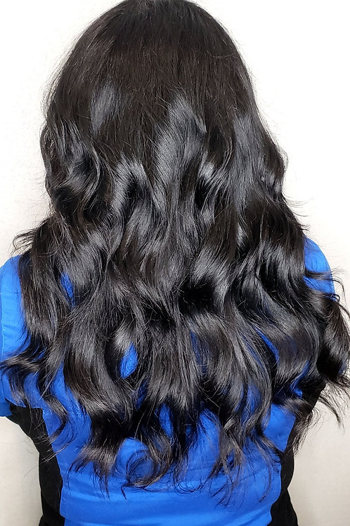 Hand Tied Weft Hair #1