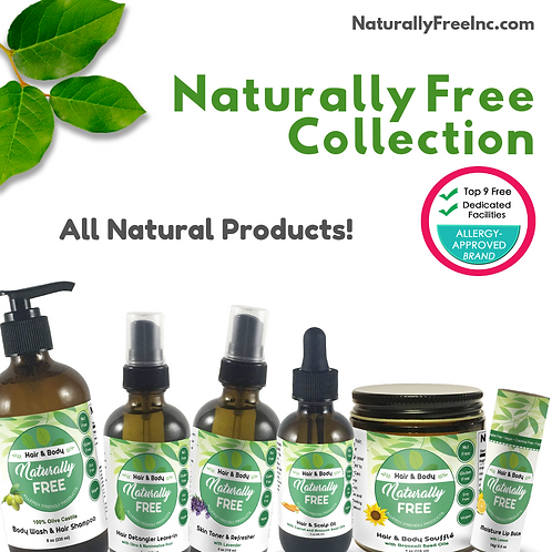 The Naturally Free Collection