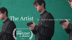 The Artist- An Undocumented Document poster