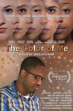 The Color of Me Movie Poster (Sreejith N