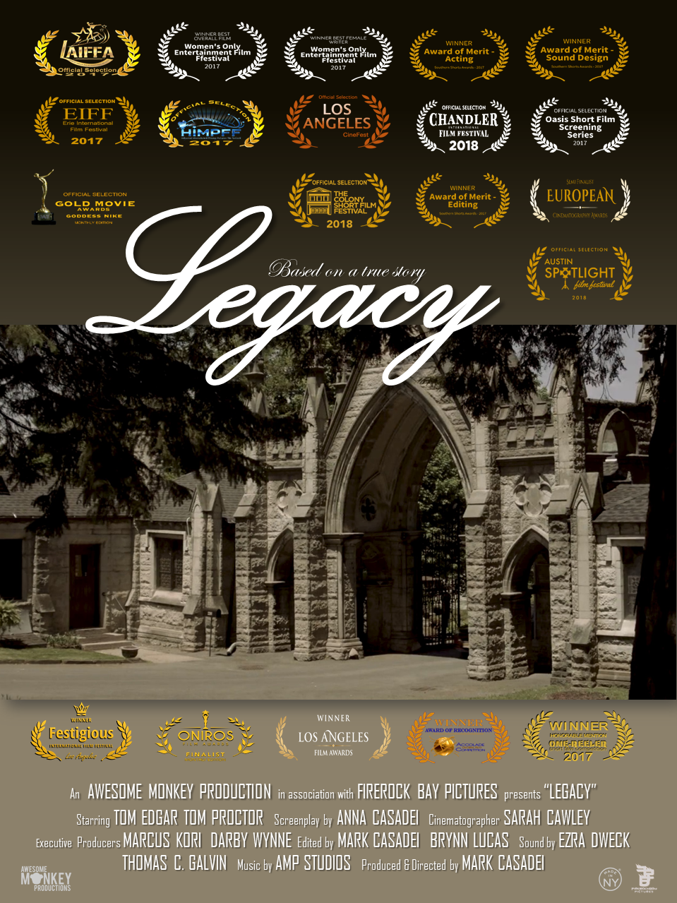 LEGACY Poster for Spotlight