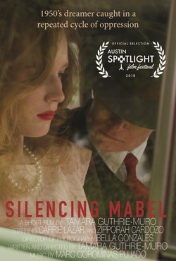 Silencing Mabels Poster with Laurels