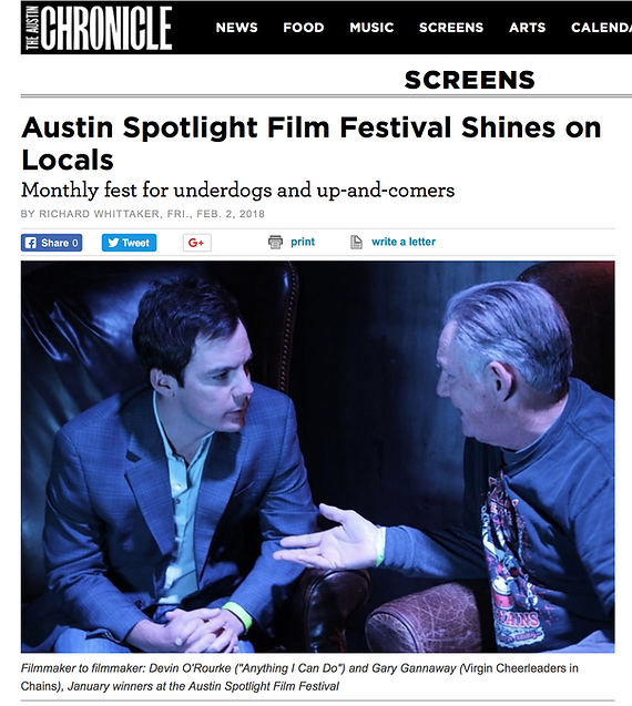 Austin Chronicle article
