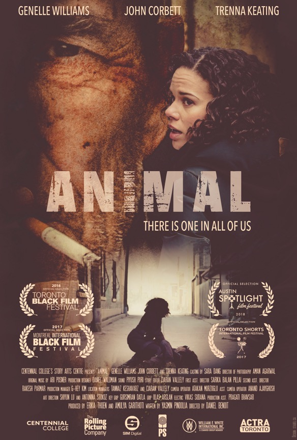 Animal Poster Laurels