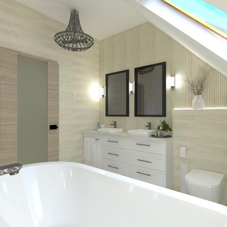 Łazienka klasyczna,