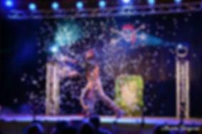 Les spectales avec La compagnie Lune à l'autre Spectacle enfant, spectacle de clown Vaucluse spectacle pour entreprises dans la Drome, bouches du rhone, Gard