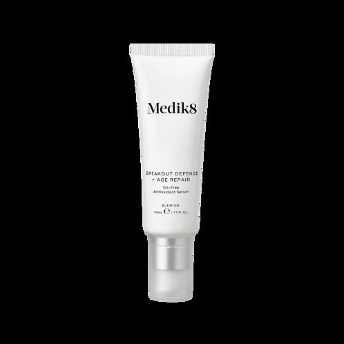 Medik8 BREAKOUT DEFENCE + AGE REPAIR Oil-Free Antioxidant Serum