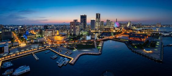 横浜港NEWアングル