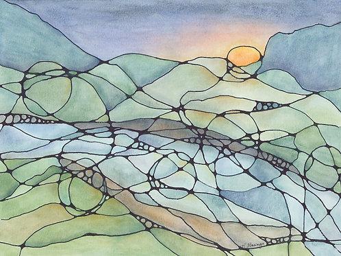 Sunrise Stream