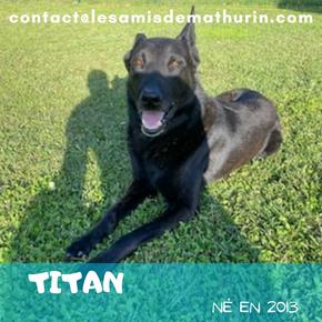 TITAN - SOS urgent