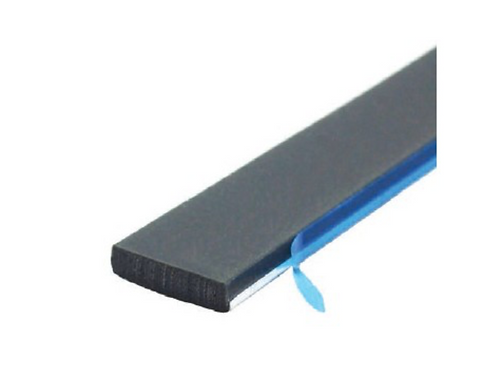 Separador Flexible Thermoflex 10mm Negro 305m (BFL008)