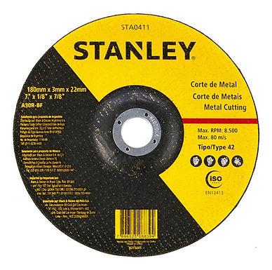 "Stanley Disco Corte metal 7"" (178x3x22mm) T27"
