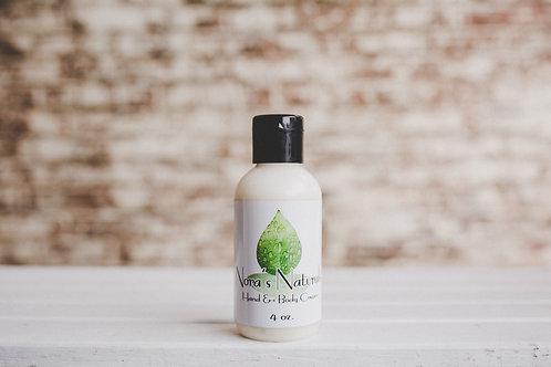 Hand & Body Cream (4 oz.)