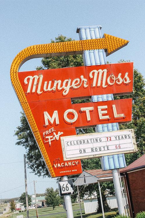 Munger Moss