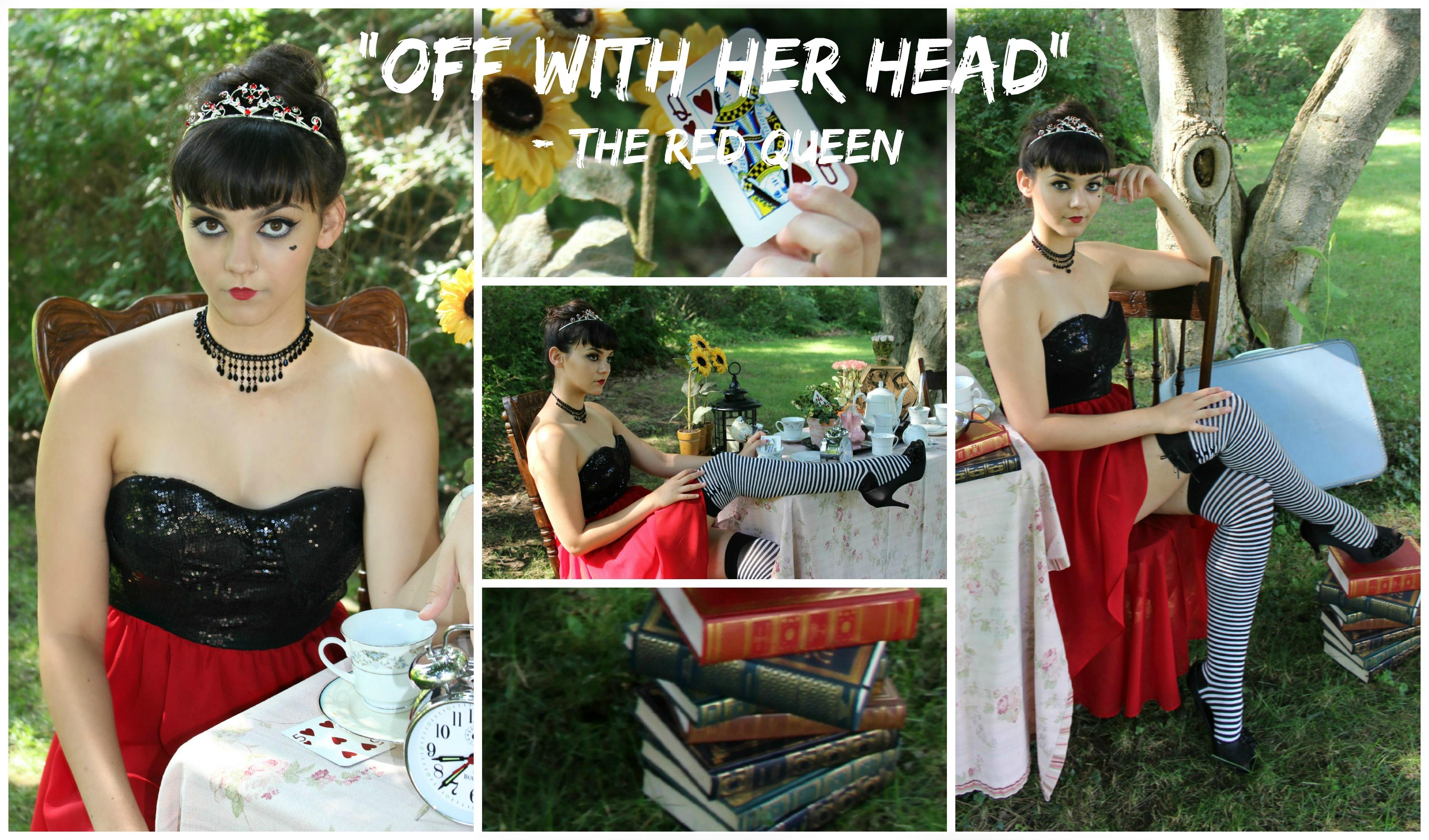 Alice in Wonderland Photography