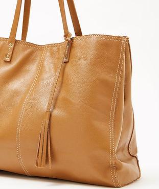 bolsa de couro