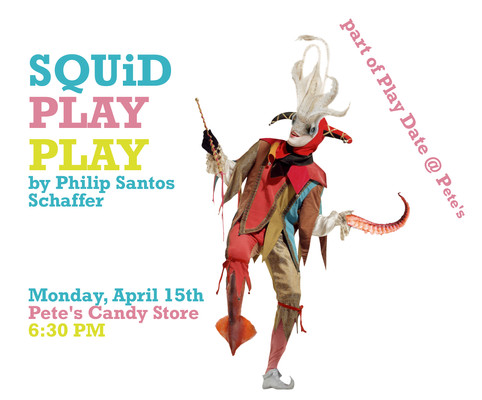 SQUiD PLAY PLAY Poster