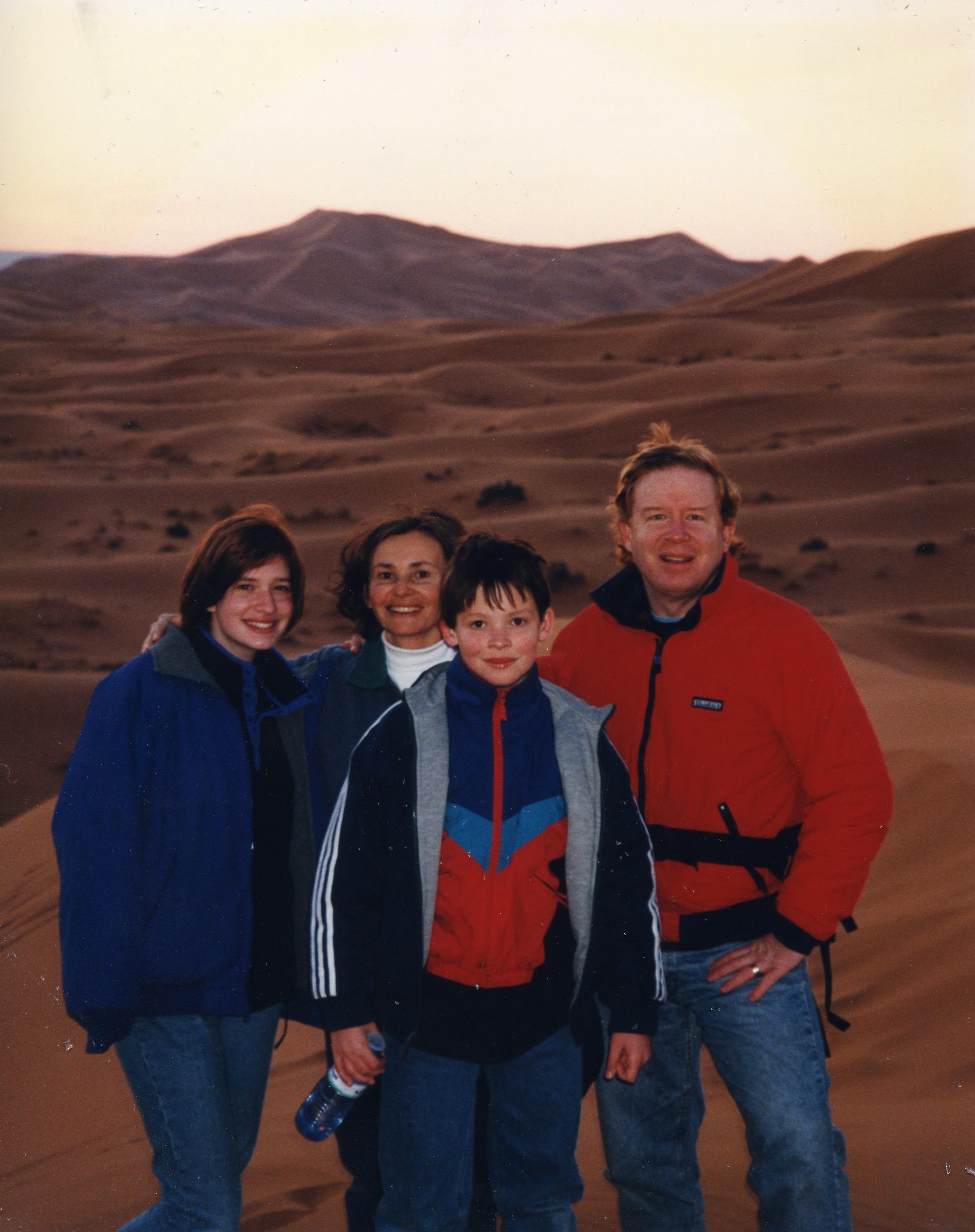 Erg Chebi, Moroccan Sahara